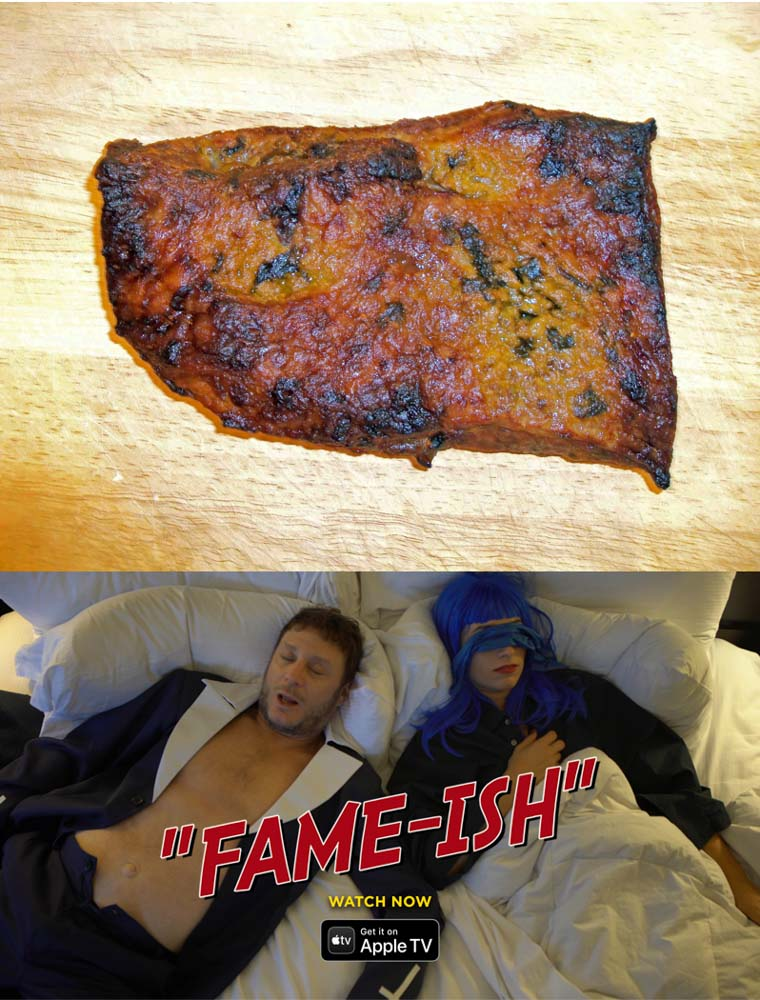 Food Dinner-&-A-Movie!-Brisket,-and- Fame-ish!