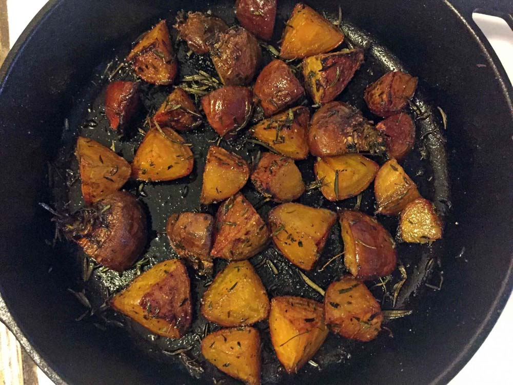 Food Roasted-Golden-Beets
