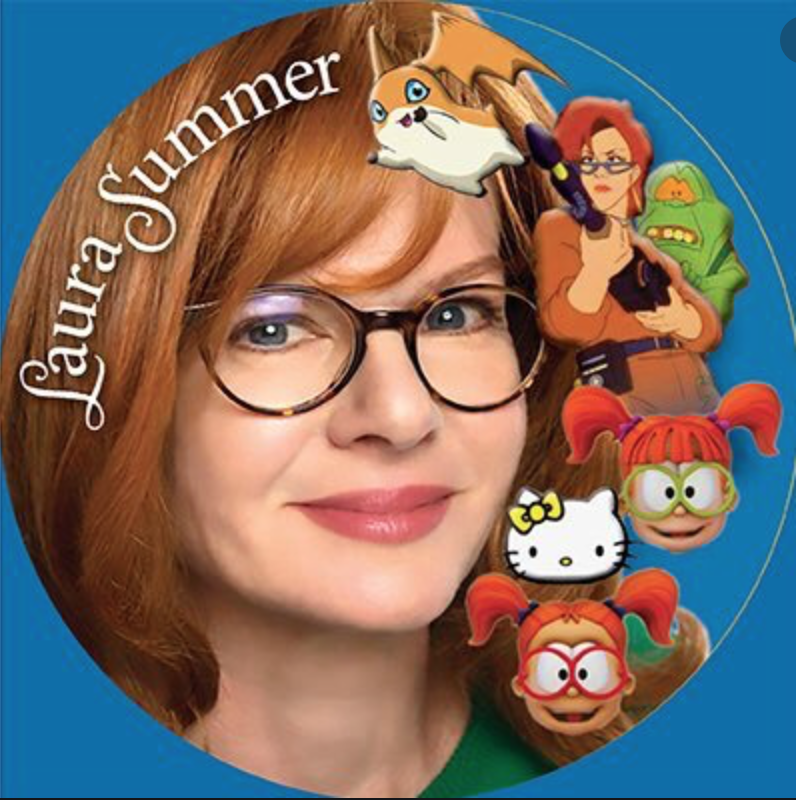 Laura voice actors