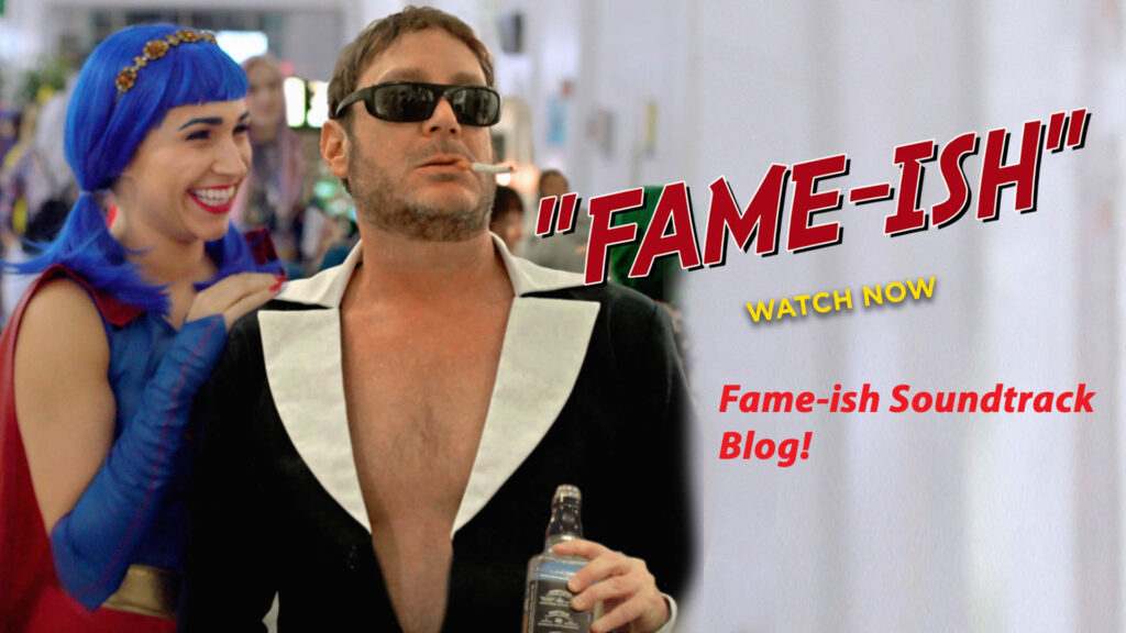 Fame-ish still from the trailer.